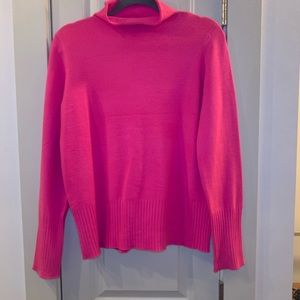 French Connection- babysoft roll neck sweater